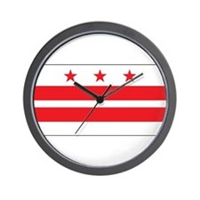 Cute District columbia Wall Clock