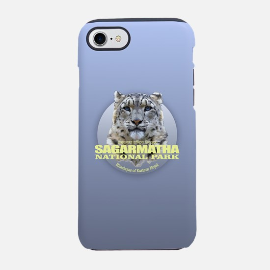 Sagarmatha Snow Leopard iPhone 7 Tough Case