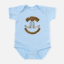 Navy - Rate - AC Infant Bodysuit