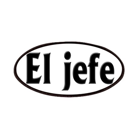 El jefe (The Boss) Patches