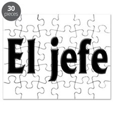 El jefe (The Boss) Puzzle