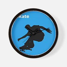 iSkate Wall Clock