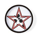 Soccer Star Wall Clock