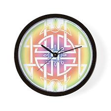 Celtic Knot Wall Clock