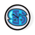 Cancer Symbol Wall Clock