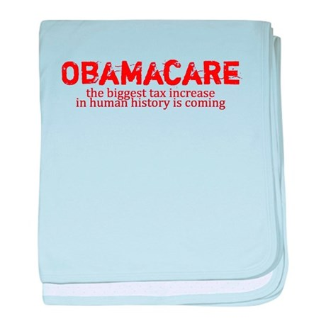 Obamacare biggest tax increase in history baby bla