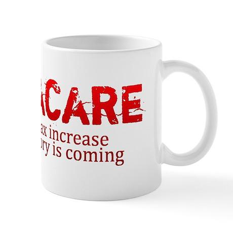 Obamacare biggest tax increase in history Mug