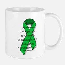 My Cerebral Palsy Hero Small Small Mug