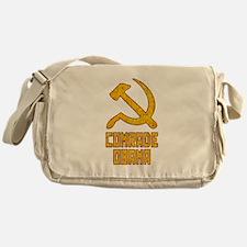 Comrade Obama Anti-Obama 2012 Messenger Bag