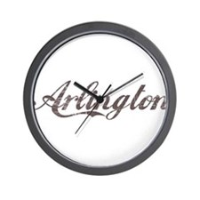 Vintage Arlington Wall Clock