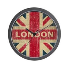 Vintage London Wall Clock