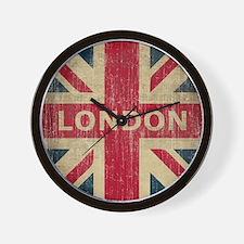Vintage London Wall Clock