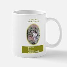 P.E.T. Jackalopes Mug