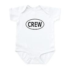 CREW Euro Infant Creeper