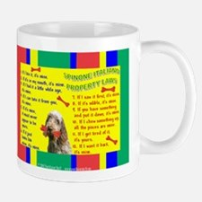 Property Laws -SpinoneItaliano1 Mugs
