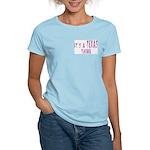 Country Girl Women's Pink T-Shirt