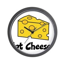 Got Cheese? Wall Clock