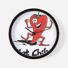 Got Chili? Wall Clock