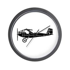 Pietenpol Wall Clock