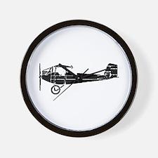 Pietenpol Wall Clock
