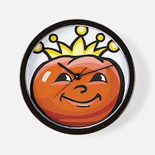 Tomato King Wall Clock