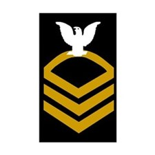 Chief Petty Officer<BR> Sticker 1