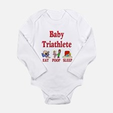 Baby Triathlete 2 Body Suit