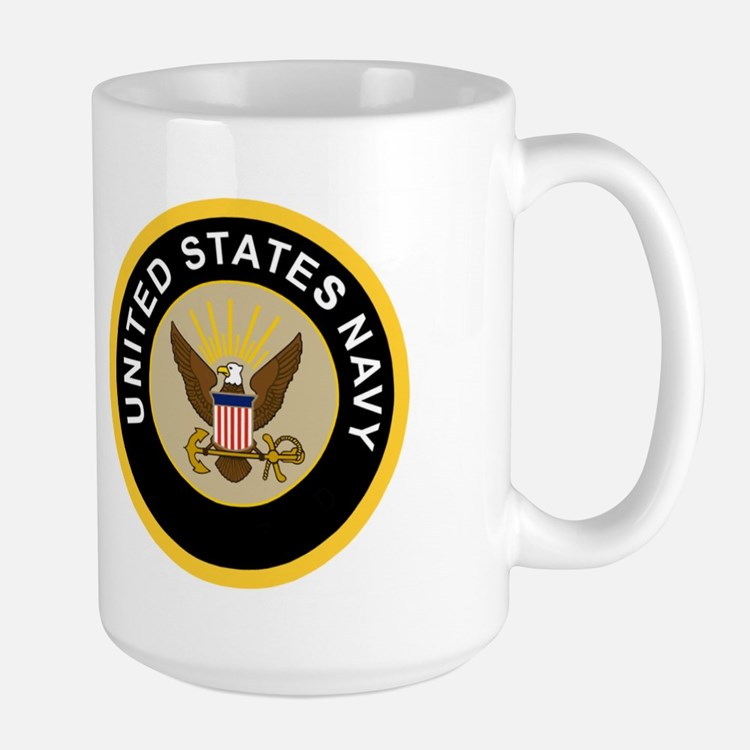 Chief Petty Officer<BR> 15 Ounce Mug 4