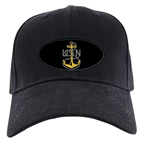 Chief Petty Officer<BR> Black Cap 3