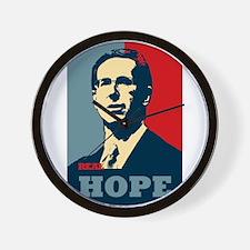 Rick Santorum New Hope Wall Clock