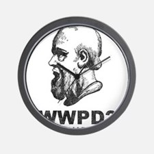 What Would Plato Do? Wall Clock