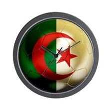 Algeria World Cup Wall Clock