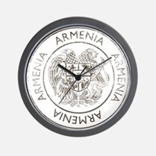 Vintage Armenia Wall Clock