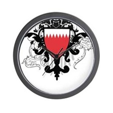 Stylish Bahrain Wall Clock