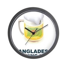 Unique Bangladesh Wall Clock