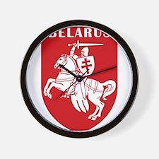 Belarus Wall Clock