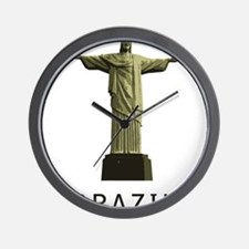 Christ the Redeemer Wall Clock