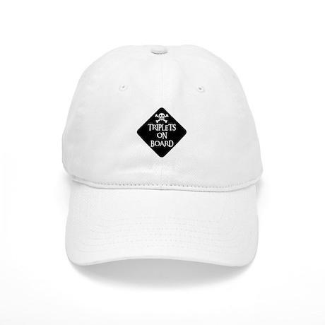 WARNING: TRIPLETS ON BOARD Cap