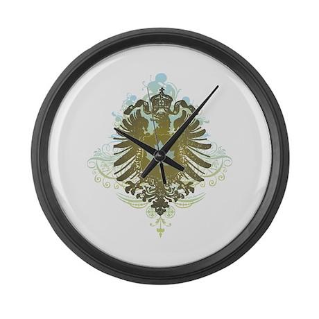 stylish canada large wall clock by oneworldgear