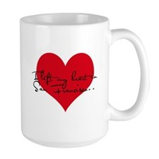 Heart in San Francisco Mug