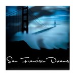 San Francisco Dreams Tile Coaster