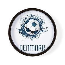 Hip Denmark Wall Clock