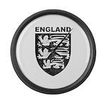 Vintage England Large Wall Clock