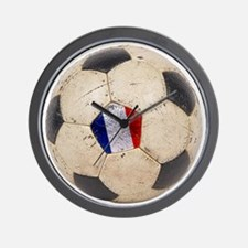 France Football Wall Clock