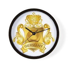 Germany Football Wall Clock