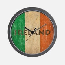 Vintage Ireland Wall Clock