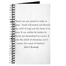 John F. Kennedy Journal