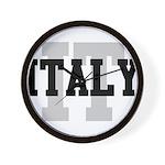 IT Italy Wall Clock