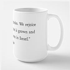 Golda Meir Ceramic Mugs