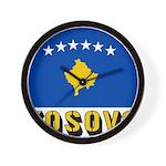 Kosovo Wall Clock